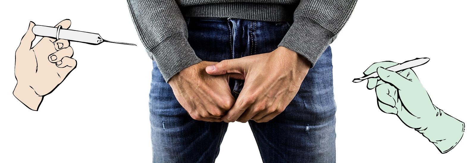 包茎・長茎・増大手術のリスクを回避